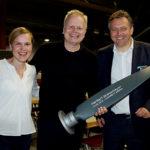 Herbert Grönemeyer Sold Out Award Chemnitz