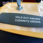 Sold Out Award Chemnitz Messe